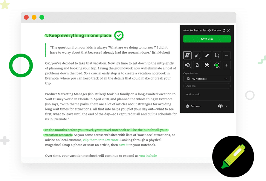 Evernote Note Taking Apps